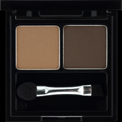 TONY MOLY Тени для бровей / Easy Touch Cake Eye Brow 2-01 Natural Brown 4 г