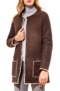 sheepskin coat AD MILANO