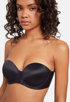 sheer touch bandeau bra