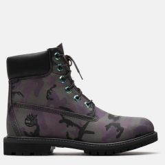 6 Inch Icon Fabric Boot